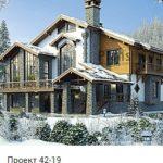Строительство деревянных домов и коттеджей от компании «Премьер-Строй»