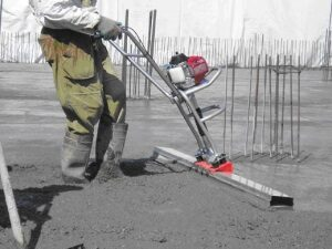 уплотнение бетонных смесей