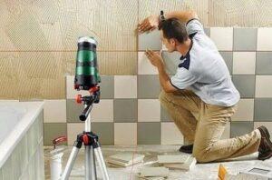 Перед началом укладки плитки обязательно подготавливают основание