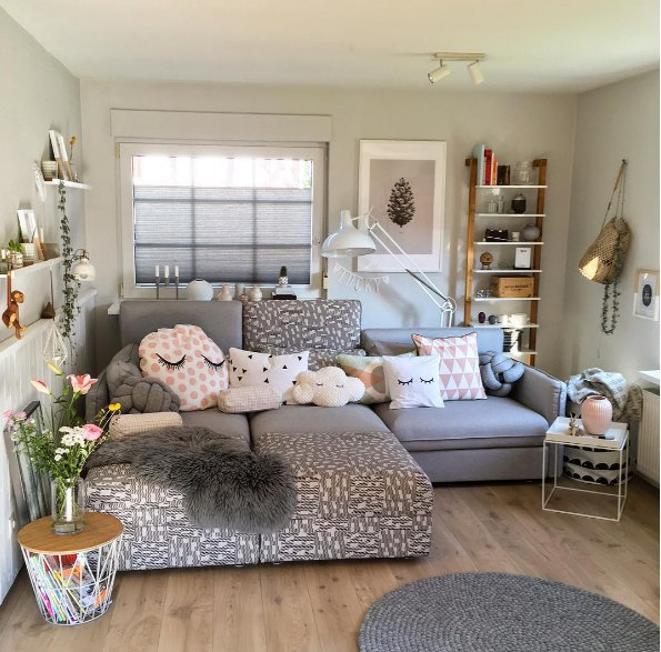 Модульный диван валлентуна способен адаптироваться под любые потребности
