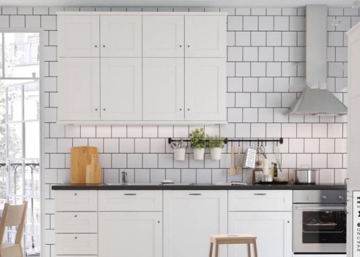 кухня кноксхульт от икеа фото кухни в интерьере