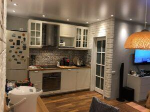 Подсветка для кухни под шкафы светодиодная очень практичная