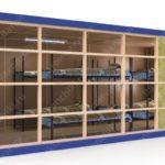 Дачные и строительные бытовки от Блок-Бокс
