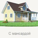 Дома из клееного бруса от СК «Древо»