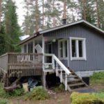Деревянная баня из финляндии Huvila Joonas 40
