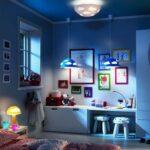 Светильник в детскую комнату для мальчика