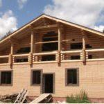 Деревянные бревенчатые дома и бани высокого качества в Кирове