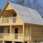 Строительство домов из бруса от компании «Чухломская Усадьба»