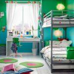 Ремонт детской комнаты: отделка стен и пола
