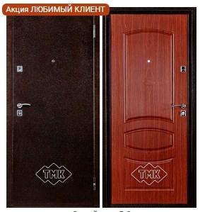 китайские стальные двери