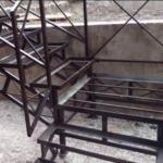 Виды лестниц из металла