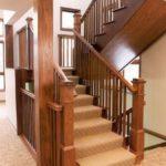 Деревянные лестницы от столярной мастерской «Амурлес»