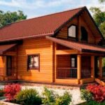 Загородный дом под ключ — комфортное проживание
