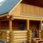 Строительство деревянных домов от «Велиж Сруб Строй»