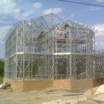 Каркасные дома из ЛСТК от компании «Профильные системы»
