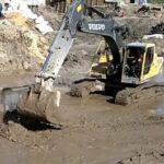 Закрепление грунта с помощью цементации или битумизации