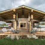 Деревянная баня: тонкости строительства