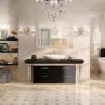 Как отделать ванную комнату плиткой?