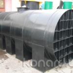 Изготовление горизонтальных стальных резервуаров в России