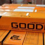Популярные рутиловые электроды – GOODEL-ОК46