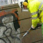 Способы удаления граффити со стен
