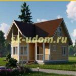 Каркасные дома: технология строительства и преимущества
