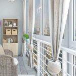 Грамотное обустройство балкона в квартире