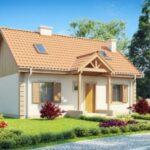 Проекты домов из газобетона от компании «Архитектурные решения»