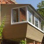 Остекление и утепление балкона от компании «Все для балкона»