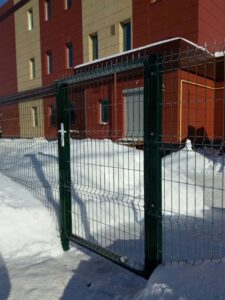 решетчатое ограждение properimetr.ru