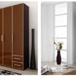 Дизайн фасада распашного шкафа – обзор 5 лучших решений