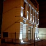 Декоративная подсветка фасадов