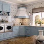 Кухни в стиле прованс: дизайн и общие черты