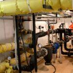 Поквартирное отопление в многоквартирном доме