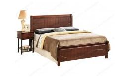 кровать сосновый дом