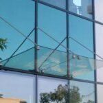 Мойка фасадов и витрин от компании «MDL» в Харькове