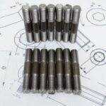 Шпильки для фланцевых соединений – характеристики и область применения