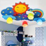 Как выбрать светильники в детскую