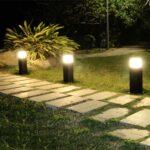 Выбираем газонные светильники