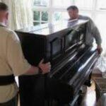 Перевозка пианино с грузчиками в Москве